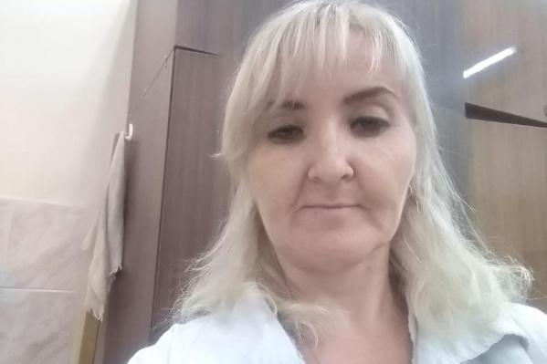 Наталья Ефимова воспитывает четверых детей и работает неполный рабочий день