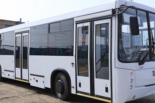Муниципальное предприятие закупает большие автобусы впервые за пять лет