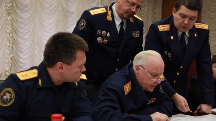 Глава СК Бастрыкин дал месяц на поиск убийцы двух девушек на Уктусе