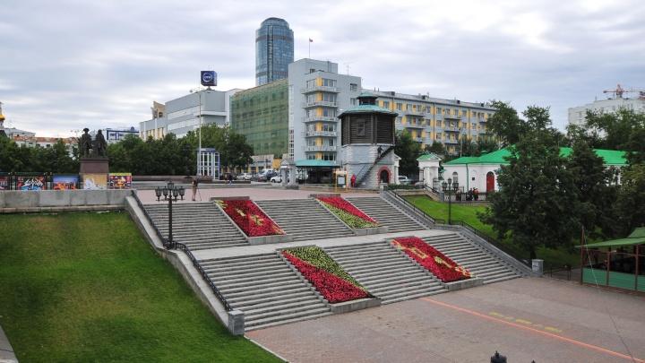 В Екатеринбурге откроют парк Универсиады с батутным городом и гигантской беговой дорожкой