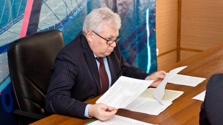 Президент «Сибмоста» Сергей Титов покинул свой пост