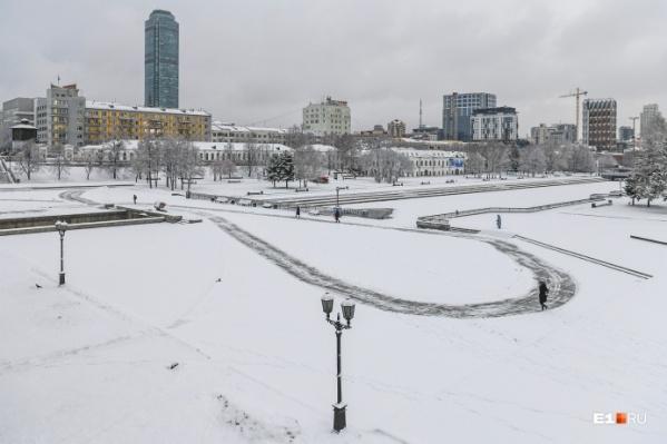 Днем в субботу в Екатеринбург вновь вернется плюсовая температура