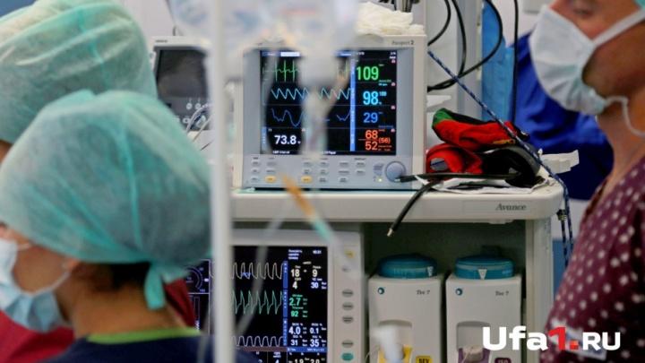 Тяжелобольных детей Башкирии обеспечат аппаратами ИВЛ на дому
