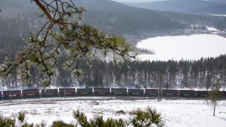 «Отправился к знакомому»: в Челябинске задержали мужчину, проехавшего 2000 км в вагоне со шлаком