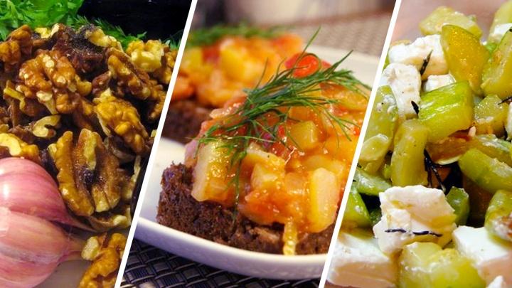 Уничтожим урожай: 9 рецептов, с которыми вы не будете ночевать на кухне