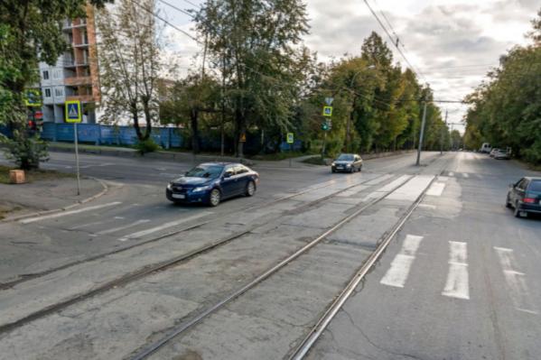 ТТУ будет ремонтировать трамвайные пути на улице Энтузиастов