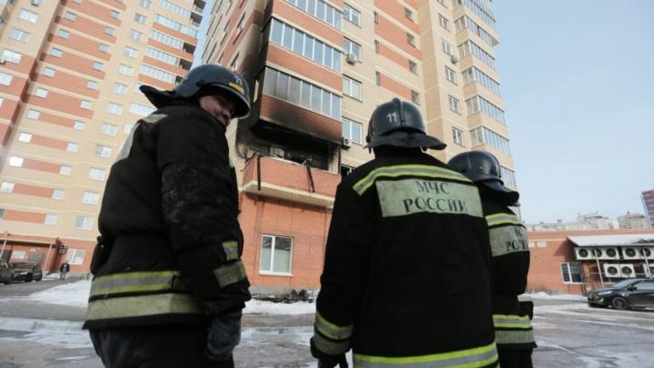 «Пилот и стюардесса сделали ремонт»: к пожару в ЖК «Подсолнухи» мог привести тёплый пол
