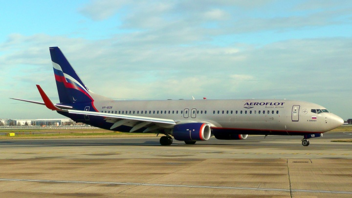 Грозовые перспективы: «Аэрофлот» отменил рейсы в Челябинск и ещё 12 городов