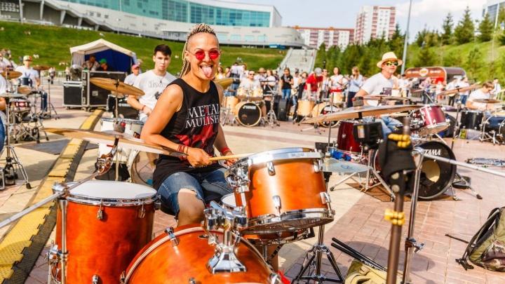 В Уфе устроят самый масштабный музыкальный флешмоб страны