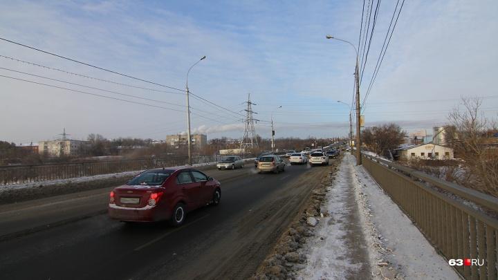 Новый мост через Сок доверили строителям Московского шоссе