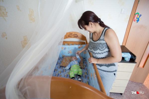 Гузалия Суханова много лет мечтала о сыне
