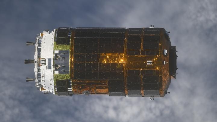 Екатеринбургский космонавт показал, как японский грузовой корабль отправляли с МКС на Землю