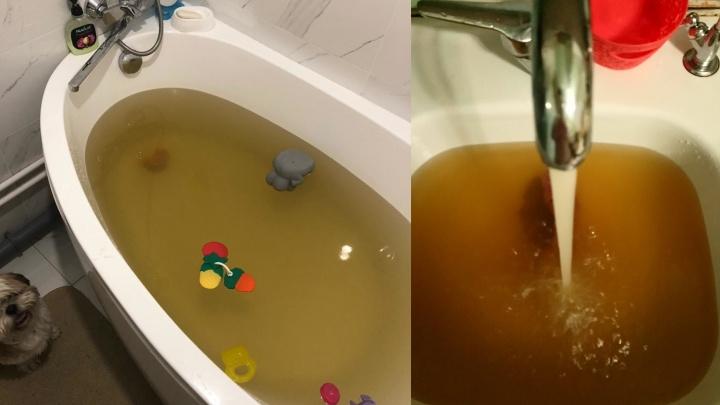 Кажется, кто-то снова сливается. Проблемы с водой в Челябинске повесили на управляющие компании