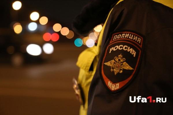 Полицейские успели поймать угонщиков, пока те не покинули пределы республики
