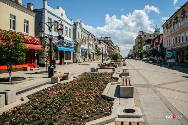 Живописные улицы областной столицы могут приобрести мировую известность