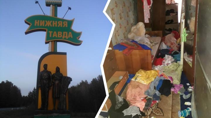 Были голодные и грязные: в селе под Тюменью нашли брошенных в доме детей
