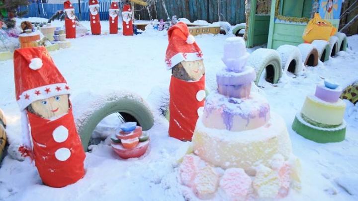Ёлки возле домов и конкурс на украшение дворов: УК Кургана должны подготовиться к Новому году