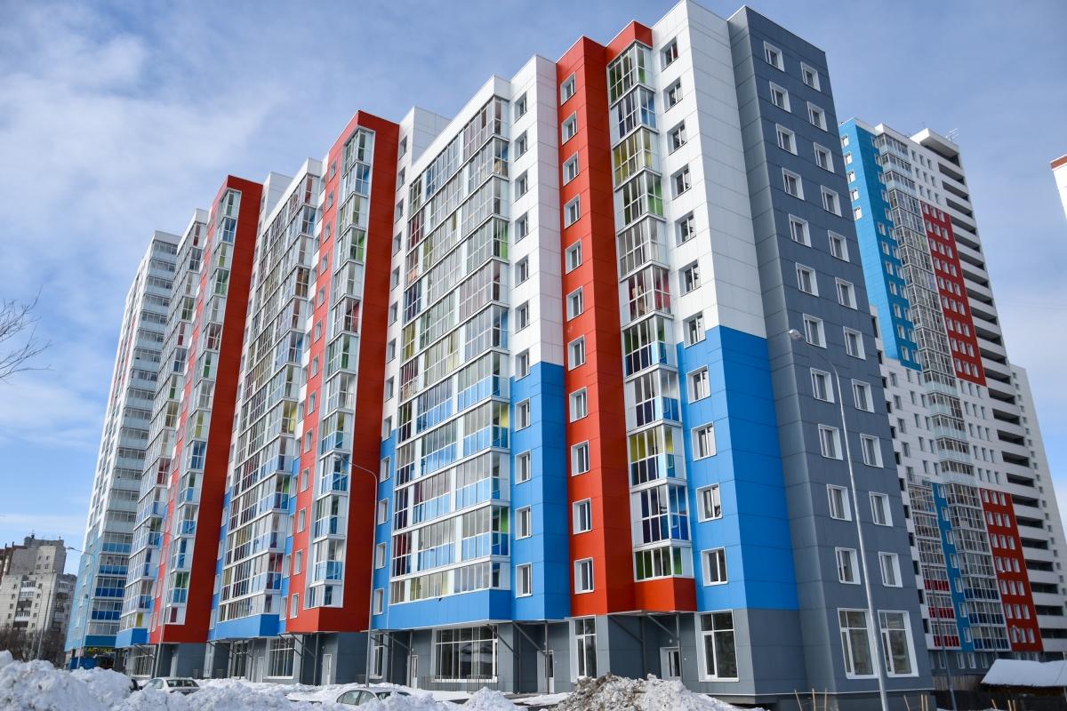 Нашли из чего строить: выбираем лучший материал многоэтажек
