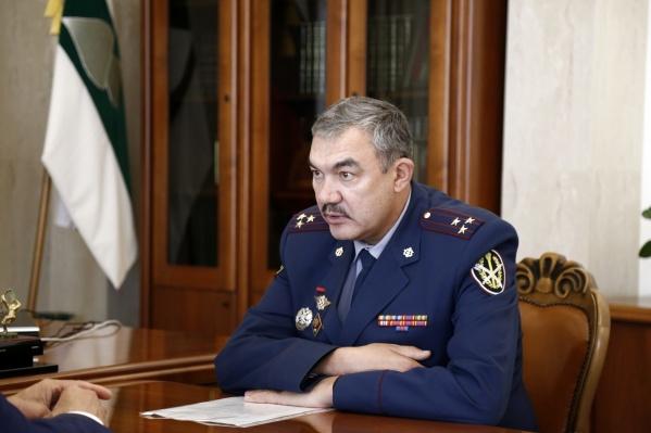 Уголовное дело Ильясова составляет 50 томов
