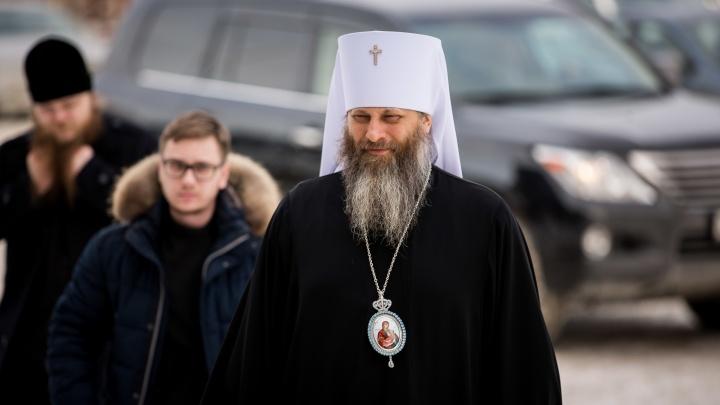 «С Сибирью я знаком»: новый митрополит — о соцсетях, святой воде в бассейнах и расстреле деда
