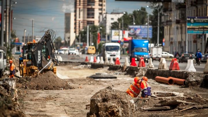 Для любителей затянувшихся уличных раскопок в Челябинске введут крупные штрафы