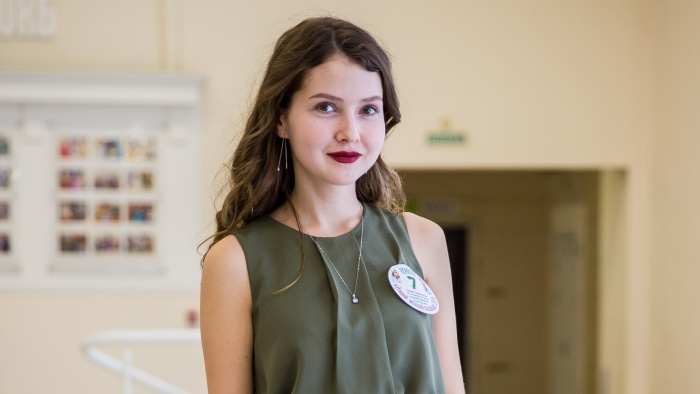 Екатерина Шуечкова менее полугода работает в областной больнице, но коллектив выдвинул на конкурс именно её