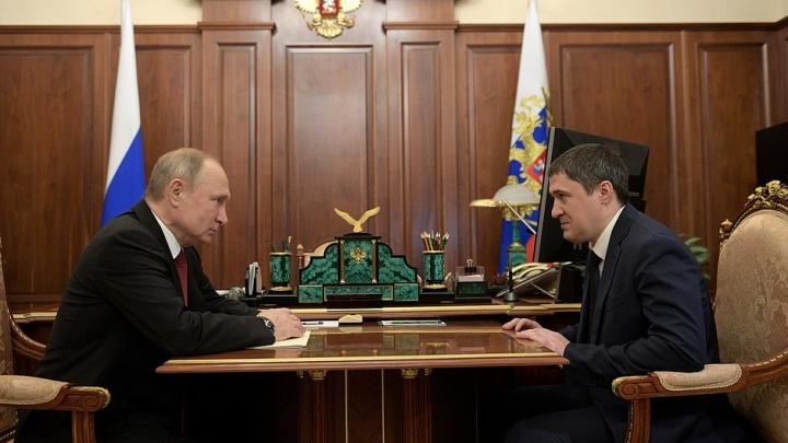 Из Рябинино, 37 лет, возглавлял УФАС, был в списках «Яблока» (!). Что известно о врио губернатора
