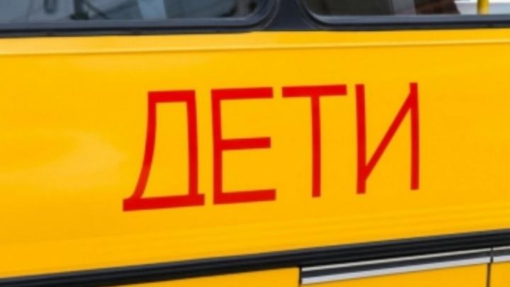 Курганская школа на Увале получила новый автобус