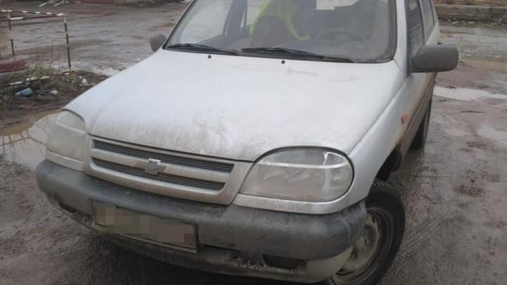 Водитель в Башкирии сбил пешехода и скрылся с места ДТП, но его задержали