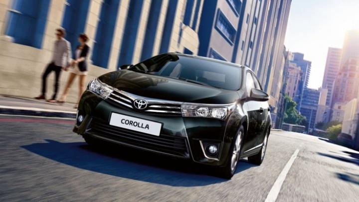 Только в июне Toyota Corolla можно купить с выгодой до 100 000 рублей