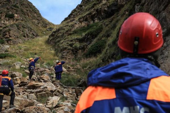 Спасатели нашли пропавшего ребенка в тот же день