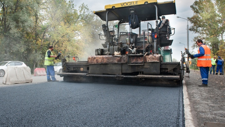 На границе Башкирии и Татарии начали ремонт моста