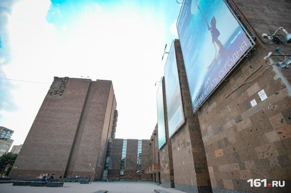Фестиваль уличного кино пройдет около публичной библиотеки в сентябре