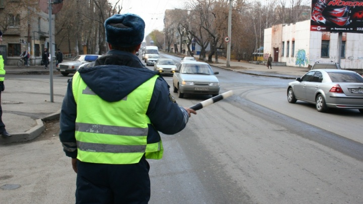 Хоть об операции «Нетрезвый водитель» предупреждали, нетрезвыми в Зауралье попались 45 водителей