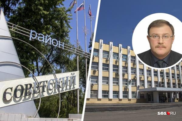 Свистунов возглавил администрацию в 2014 году