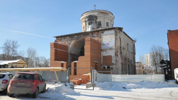 К 180-летию храма, который вырубили из хлебозавода, купят огромный колокол за 6,5 миллиона рублей