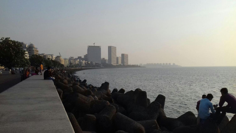 Январь в Гоа