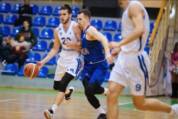 Игра проходила в спортивном комплексе ЦСКА в Москве