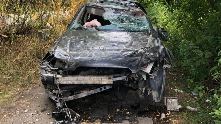 «Рука болталась на коже»: дочь чудом выжившего водителя ищет видео смертельного ДТП