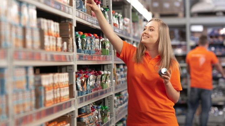 Не вставая с дивана: челябинцы стали заказывать продукты домой через приложение