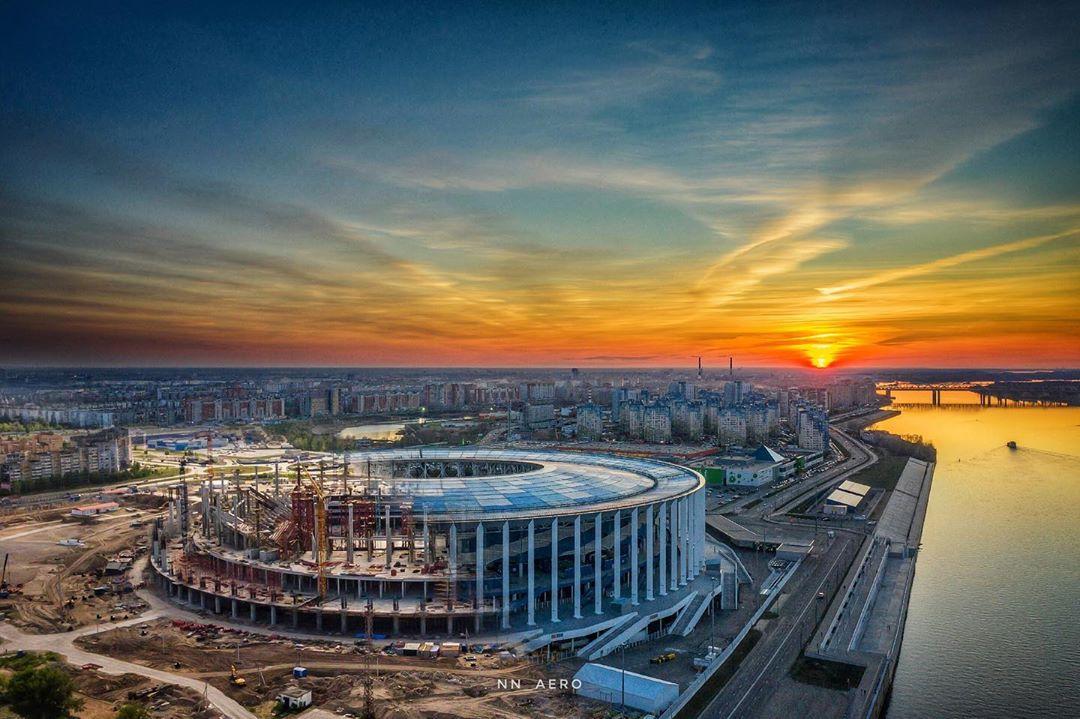 В Нижнем Новгороде есть места, в которые невозможно не влюбиться