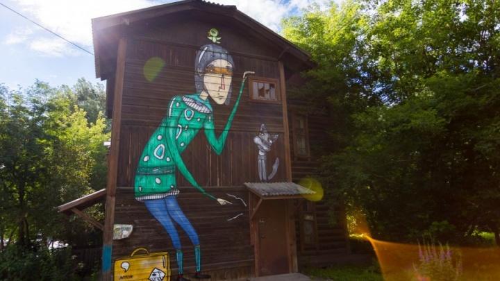 Кому искусства? Фестиваль «Стенограффия» ищет места для новых рисунков в Екатеринбурге