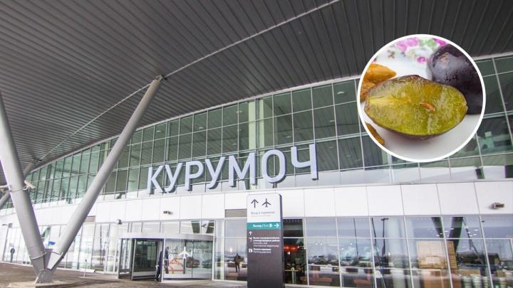 В Самарскую область завезли зараженные фрукты