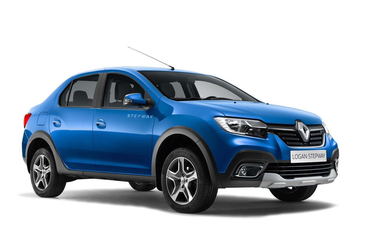 Renault Logan Stepway City имеет увеличенный до 195 мм просвет и стоит от 788 тысяч рублей
