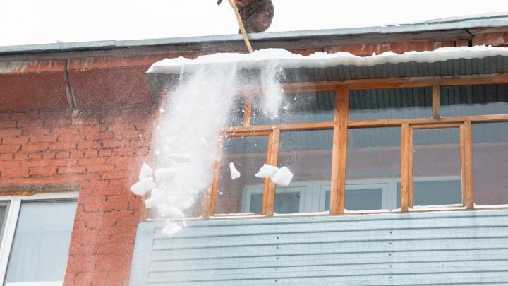 Самарские депутаты предложили запретить устанавливать козырьки на балконах жилых домов