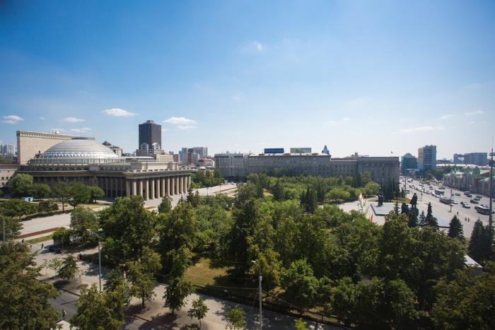 Горожан попросили придумать проекты для города к125-летнему юбилею Новосибирска