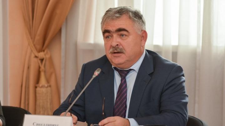 Замглавы Ростова по ЖКХ Владимир Сакеллариус написал заявление об отставке