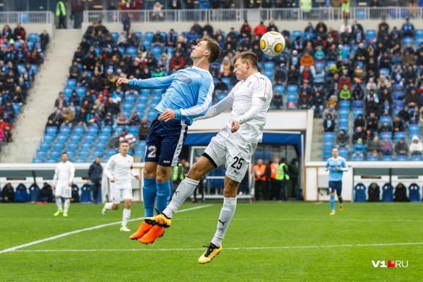 Сразу после фестиваля футбола на домашнем стадионе сыграет волгоградский «Ротор»