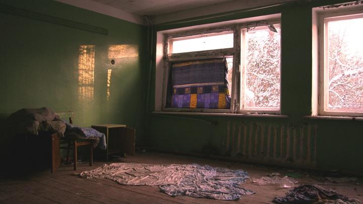Ярославец выложил фото заброшенного детского лагеря «Орлёнок». Выглядит жутковато