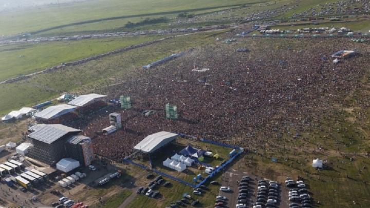 «Би-2», «Мумий Тролль» и Papa Roach: в Волгограде продают билеты на возрождённый «Рок над Волгой»